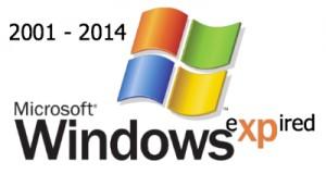 Mon pc est-il compatible Windows 8 - Logo XP