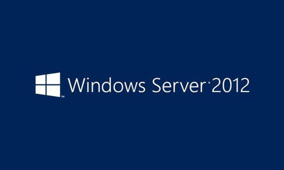 Logo de Windows Server 2012