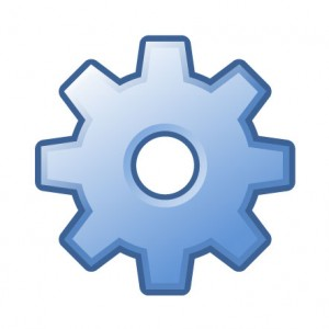 Service windows en etat arrêt - logo de la console services.msc