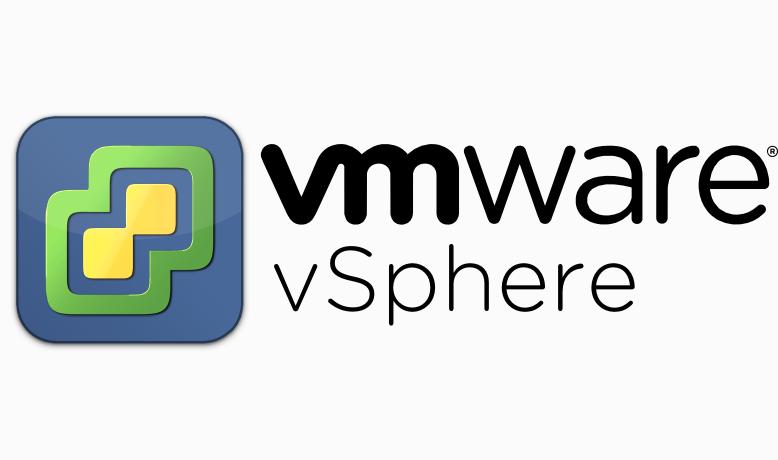 Logo du vSphere client de VMware