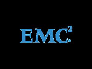 Logo de la société EMC²